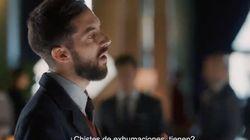 Campofrío reivindica el humor sin límites en su anuncio de Navidad