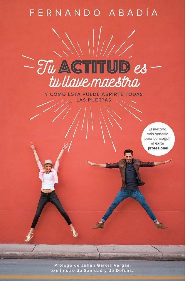 Portada libro 'Tu actitud es tu llave