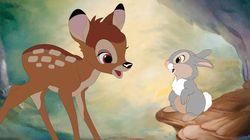 Un cazador, condenado a ver 'Bambi' al menos una vez al