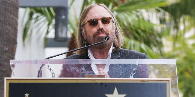 Tom Petty murió por una sobredosis accidental de