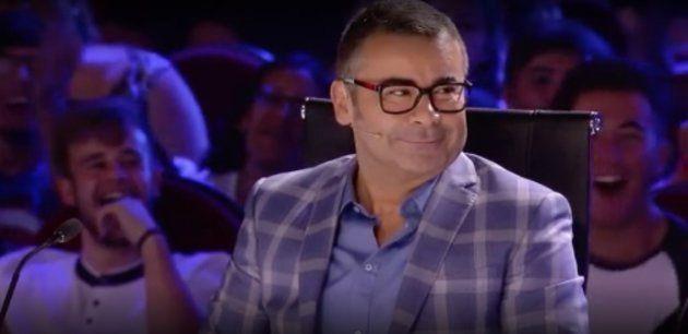 El corte de un concursante de 'Got Talent' a Jorge Javier