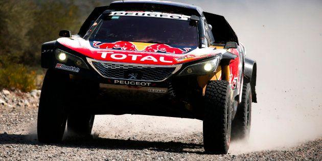 Carlos Sainz gana su segundo rally
