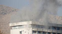 Diez muertos en un ataque a un hotel de lujo en Kabul