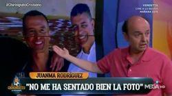 La foto de Ronaldo tras firmar por la Juventus que indigna en 'El Chiringuito de