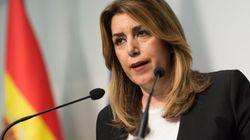 Susana Díaz estalla contra las críticas a 'La