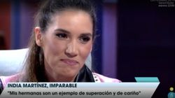 India Martínez deja a todos alucinando por lo que contó en 'Viva La