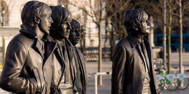 Que los Beatles no te impidan ver