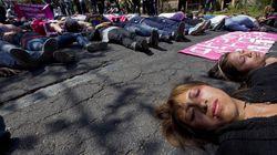 Los asesinatos de mujeres en México se dispararon un 72% en