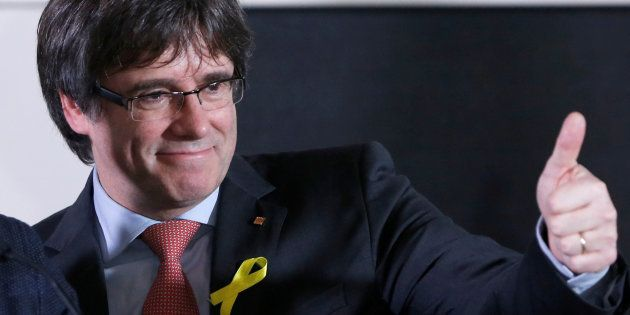 Puigdemont viaja a Copenhague pese a que la Fiscalía pedirá reactivar la