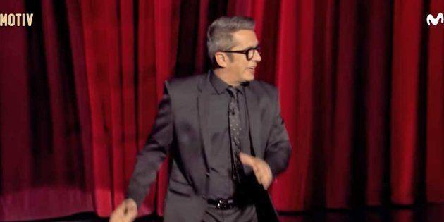 Andreu Buenafuente, en 'Late Motiv', el 19 de diciembre de