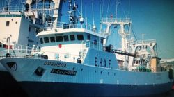 Un muerto y un desaparecido tras naufragio de pesquero español en