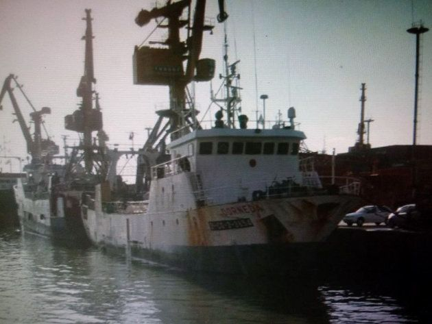 Un muerto y un desaparecido tras naufragio de un pesquero español en