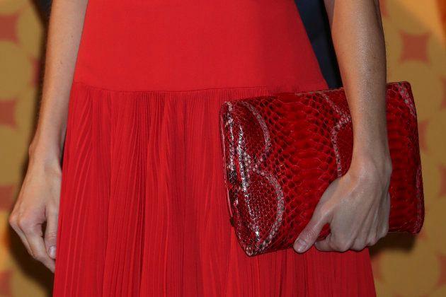 La reina Letizia desempolva un conjunto de la reina Sofía en su gran cita con la moda
