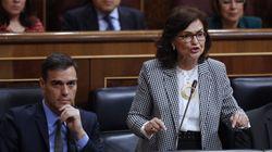 El PSOE denuncia insultos machistas del PP contra Calvo: