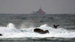 Al menos tres marineros muertos y un desaparecido en un naufragio en