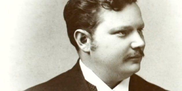 Otto Engelhardt , en un retrato