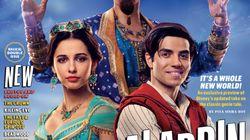 La primera imagen de 'Aladdin' ha generado la misma reacción: y es la que