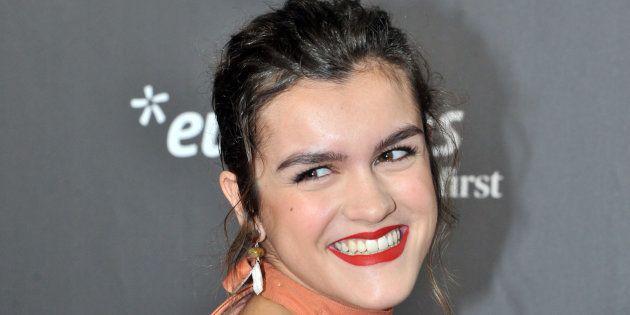 Amaia Romero, una de las protagonistas del último número de 'Vogue'