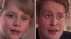 Macaulay Culkin recrea las escenas más míticas de 'Solo en casa' para un anuncio de