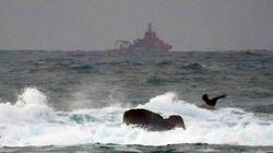 Nueva tragedia en el mar: un muerto y tres rescatados en un naufragio en