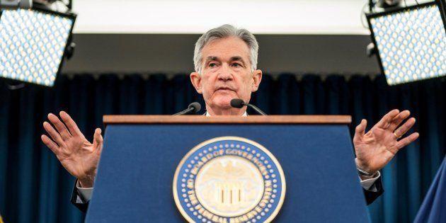 El presidente de la Reserva Federal, Jerome H.