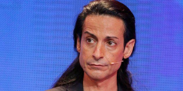 Sandro Rey, durante una gala de 'GH