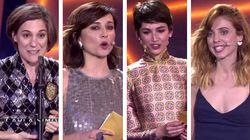 Premios Feroz 2018, la noche en que las mujeres reclamaron su