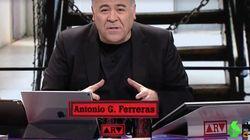 El intachable discurso de Ferreras sobre el llamado