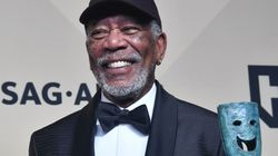 ¿Por qué Morgan Freeman lleva un solo