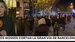 La tremenda pillada a una reportera de Antena 3 Noticias por un micrófono
