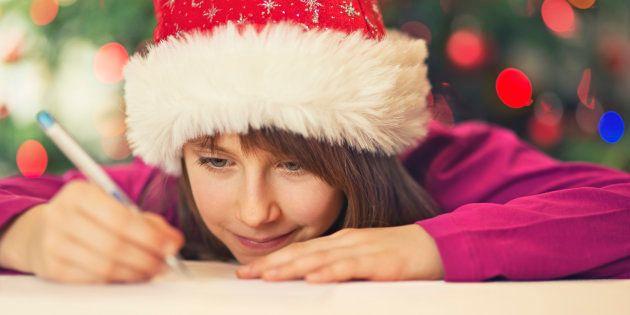 La desgarradora carta a los Reyes Magos de una niña de nueva años que sufre