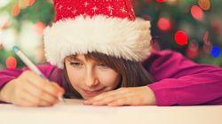 El desgarrador deseo de Navidad de un niña que sufre