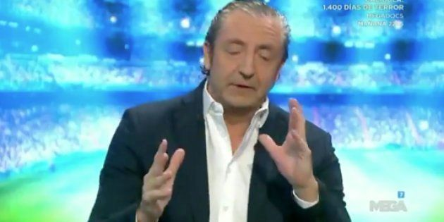 Josep Pedrerol ha emocionado a los espectadores con su bonito recuerdo en