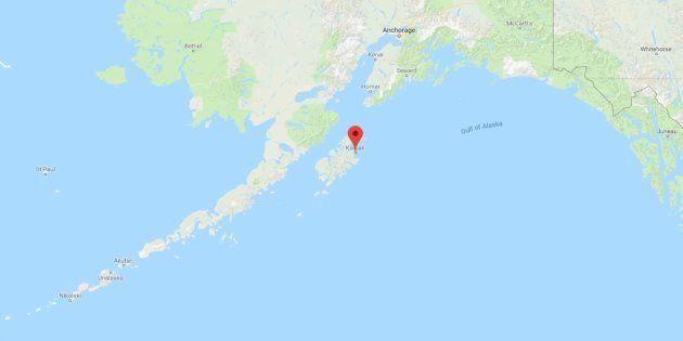 El epicentro del sismo se ha localizado a 278 kilómetros al sureste de la ciudad de