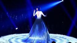 La representante de Estonia en Eurovisión denuncia con humor el plagio de Natalia en la final de