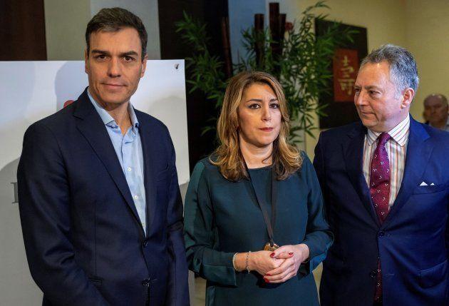 Sánchez sobre Díaz:
