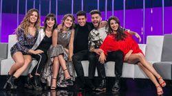 Estas son las canciones de 'Operación Triunfo 2017' que optan a ir a Eurovisión