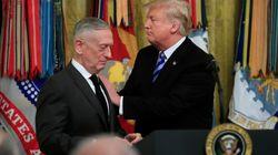 Otro que se va: el secretario de Defensa de Trump deja el cargo por sus