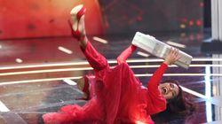 El estallido de Miriam Saavedra tras ser proclamada ganadora de 'GH