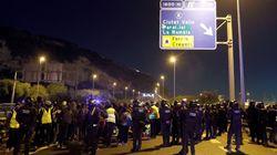 Así te hemos contado la jornada de protestas del 21-D en Barcelona