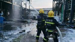 Al menos 19 muertos en una explosión en una planta química en