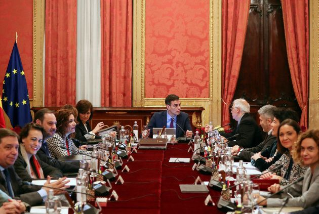 Reunión del Consejo de