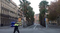 Los Mossos detienen a un CDR por desórdenes en Via Laietana de