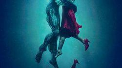 La forma del agua: el tráiler de la película favorita para los Oscar