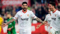 El Sevilla, a semifinales de la Copa del Rey tras eliminar al Atlético de