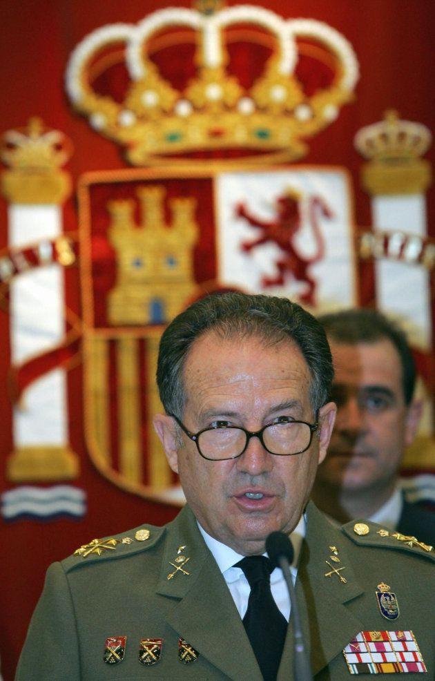El general Félix Sanz