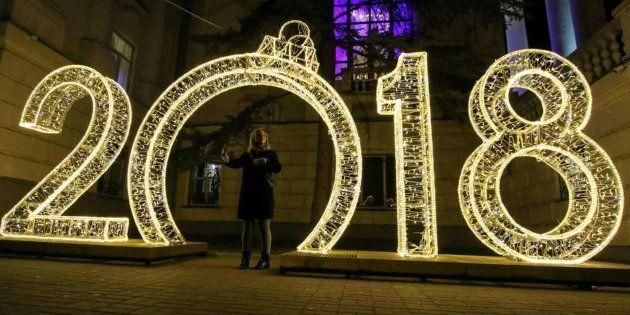 Imagen de archivo del nuevo año en