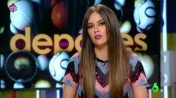 La pullita feminista de Cristina Pedroche al hablar de la brecha de
