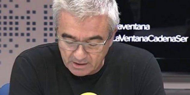 La reflexión de Carles Francino sobre el discurso de Javier Calvo que remueve