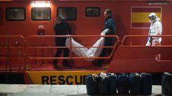 745 migrantes mueren intentando llegar a España por mar, casi 550 más que el año